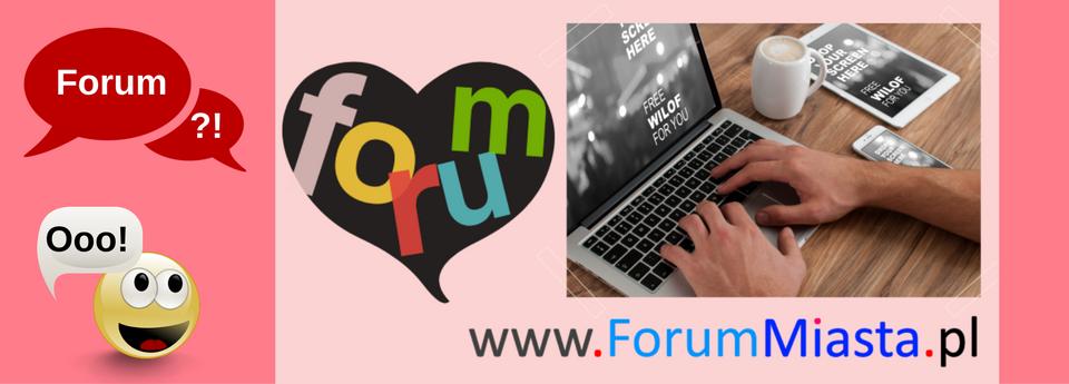 Twoje nowe forum internetowe